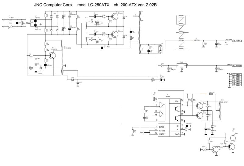 Переделка компьютерного блока питания в лабораторный с регулировкой напряжения