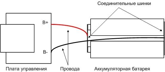 Схема самодельного повербанка